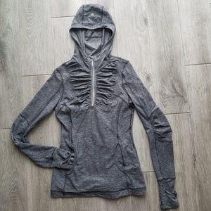 Lululemon Run Resolution Hoodie | Gray | Size 6